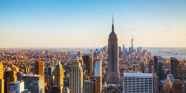 New York City cityscape